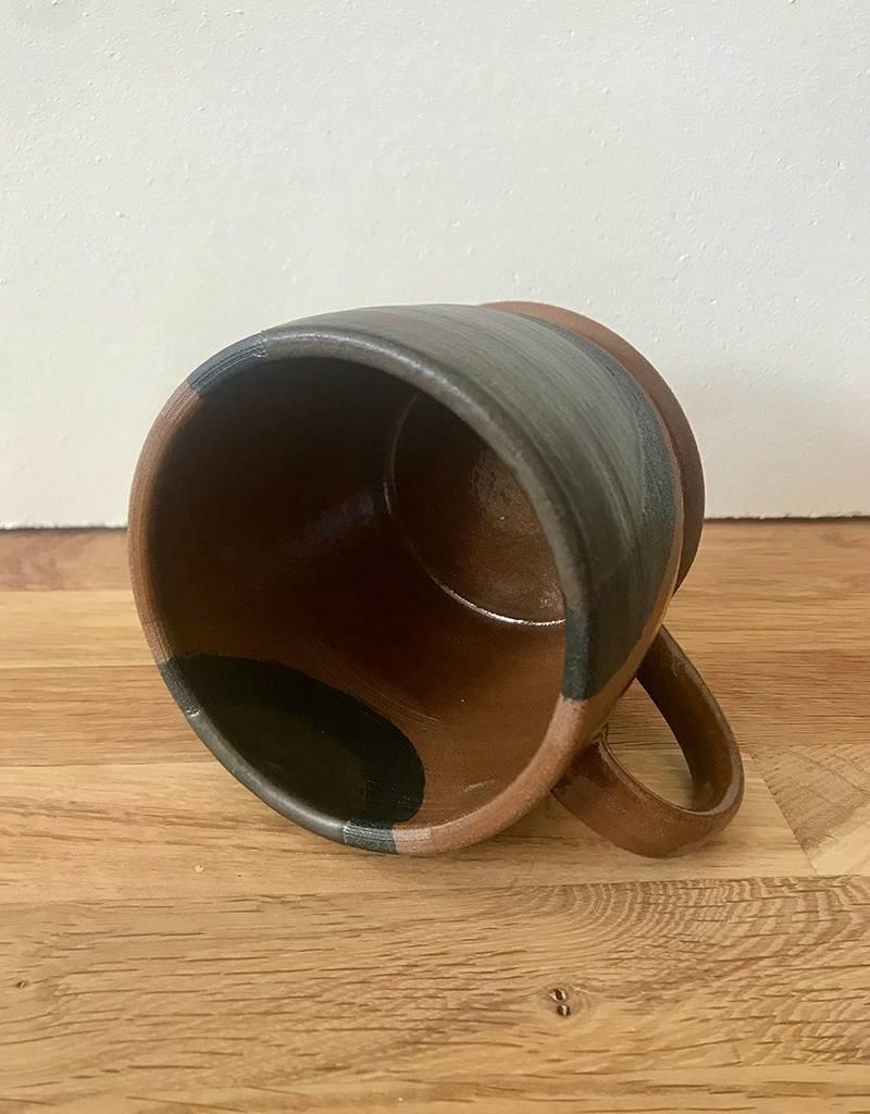 Placeholder Brand Walnut Mug