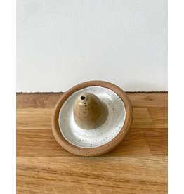 Placeholder Brand Finch Incense Holder