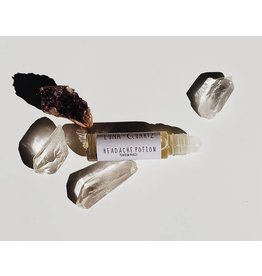 Luna + Quartz Headache Potion Roller