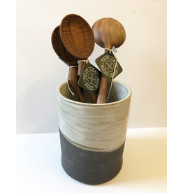 Thro Ceramics Kitchen Utensil Holder
