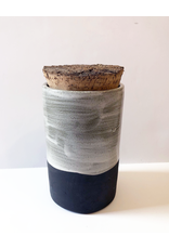 Thro Ceramics Cork Container