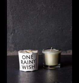 Tatine One Rainy Wish Votive Candle
