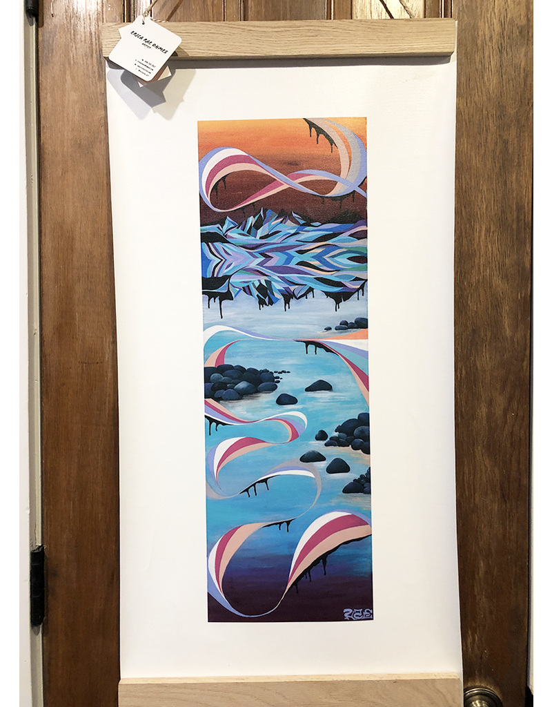 Erica Rae Ohmes Large Canvas Prints