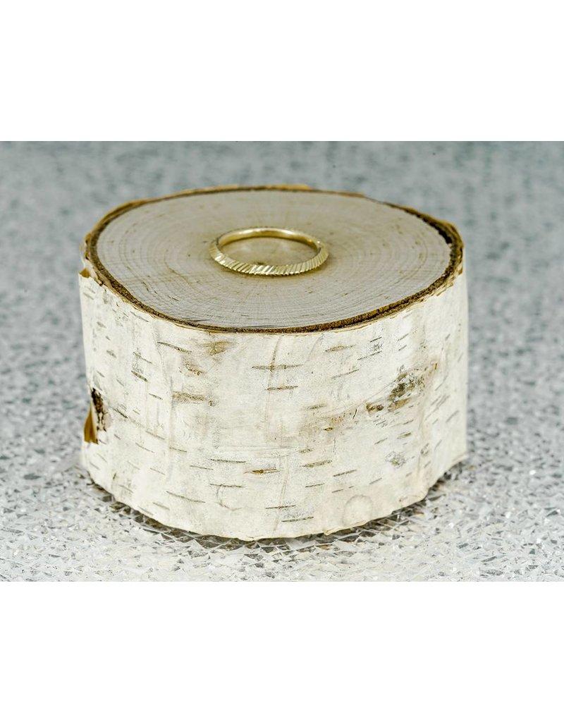 Elle Naz Gold Peak Ring