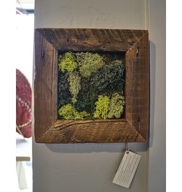 Sweet Grass WoodWorks Moss Frame
