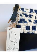 Bloom & Give Kina Cosmetic Bag-Sky Blue