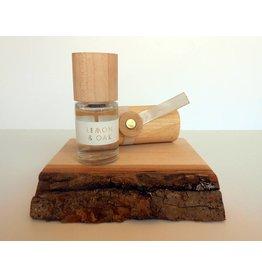 Skeem Design Lemon & Oak Print Block Perfume
