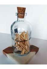 Skeem Design Poetry Match Bottle-Small