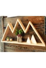 Jeff Pearson Mountain Shelves-Large