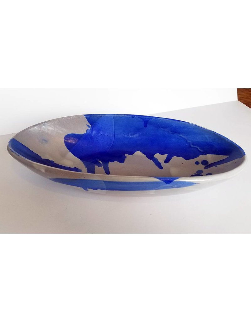 Settle Ceramics Oval Server-Splash