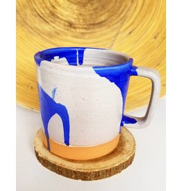 Settle Ceramics Cappuccino Mugs-Splash