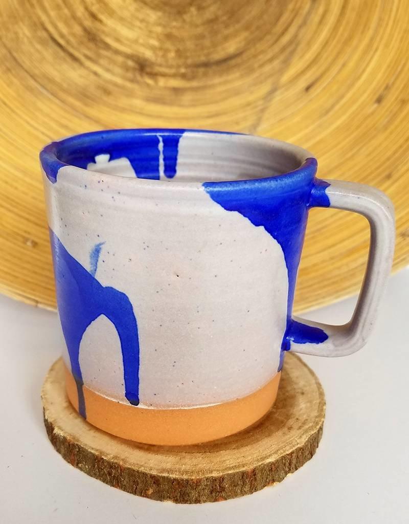 Settle Ceramics Cappuccino Mugs-Splash
