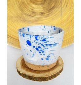 "Settle Ceramics Tumblers 3.5""-Speckle"
