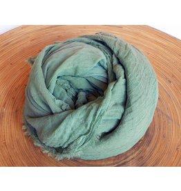 Scarf Shop Giant Organic Cotton Scarf- Jade