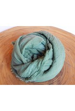 Scarf Shop Giant Organic Cotton Scarf- Jade