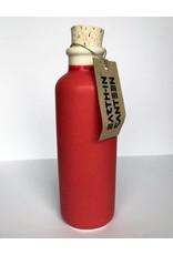 Earth-In Revolve 24oz Water Bottle-Matte Red