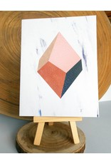 Ferme A Papier Diamond Geode Cards
