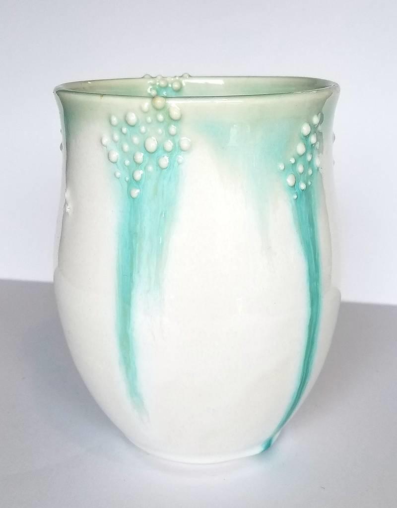 The Clay Cache Aqua Dip Mug