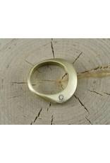 Judi Powers Jewelry Montauk Ring-14K Gold/Diamonds-size 5