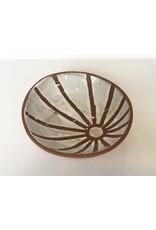 Gopi Shah Ceramics Catch All Bowl-Sun