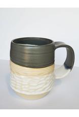 Unurth Ceramics Horizon Stein-Grey, Shino, White