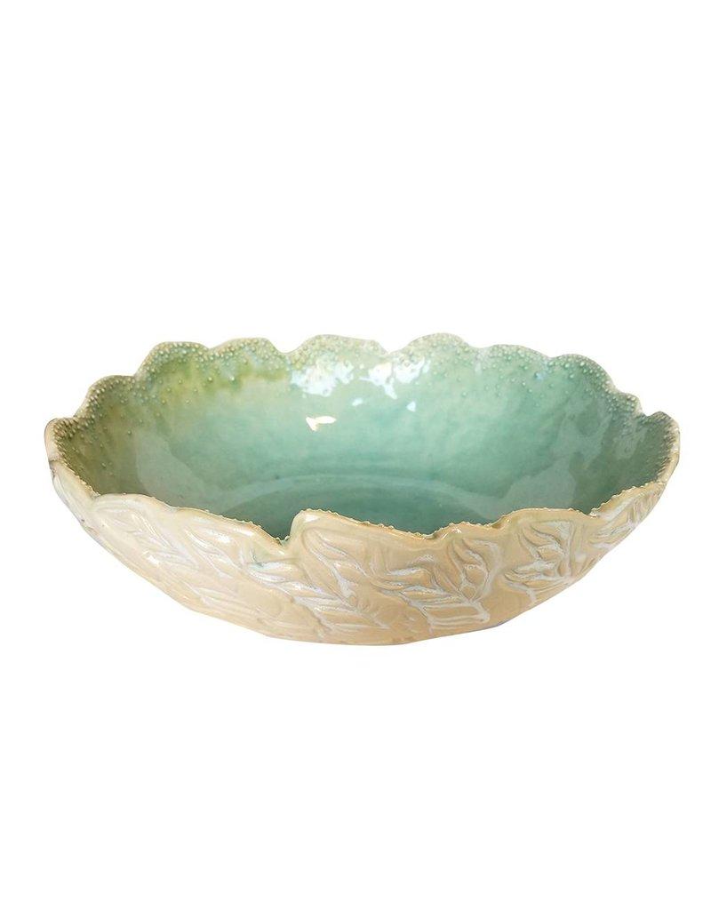Unurth Ceramics Iris Serving Bowl-Sunset
