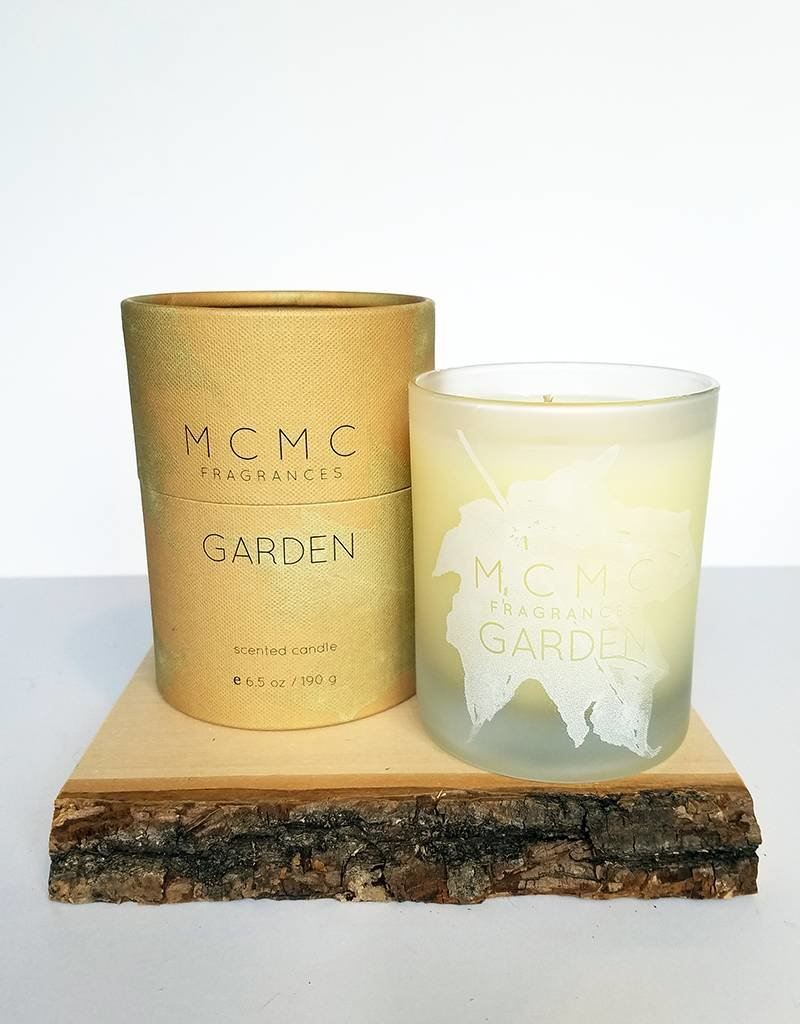MCMC Fragrances GARDEN Candle