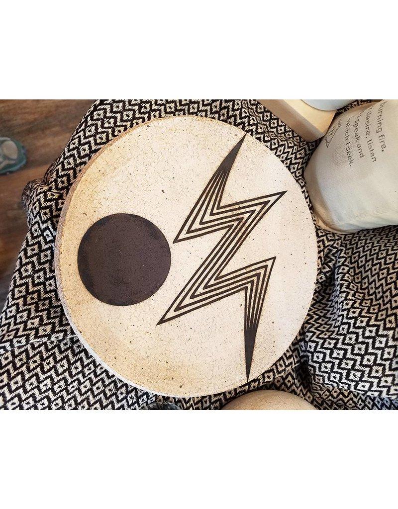 MQuan Studio Dish 7.25-Lightning Indigo