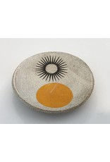 MQuan Studio Dish 5.25-Marigold Sun