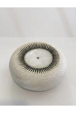 MQuan Studio Incense Burner-New Sun: White