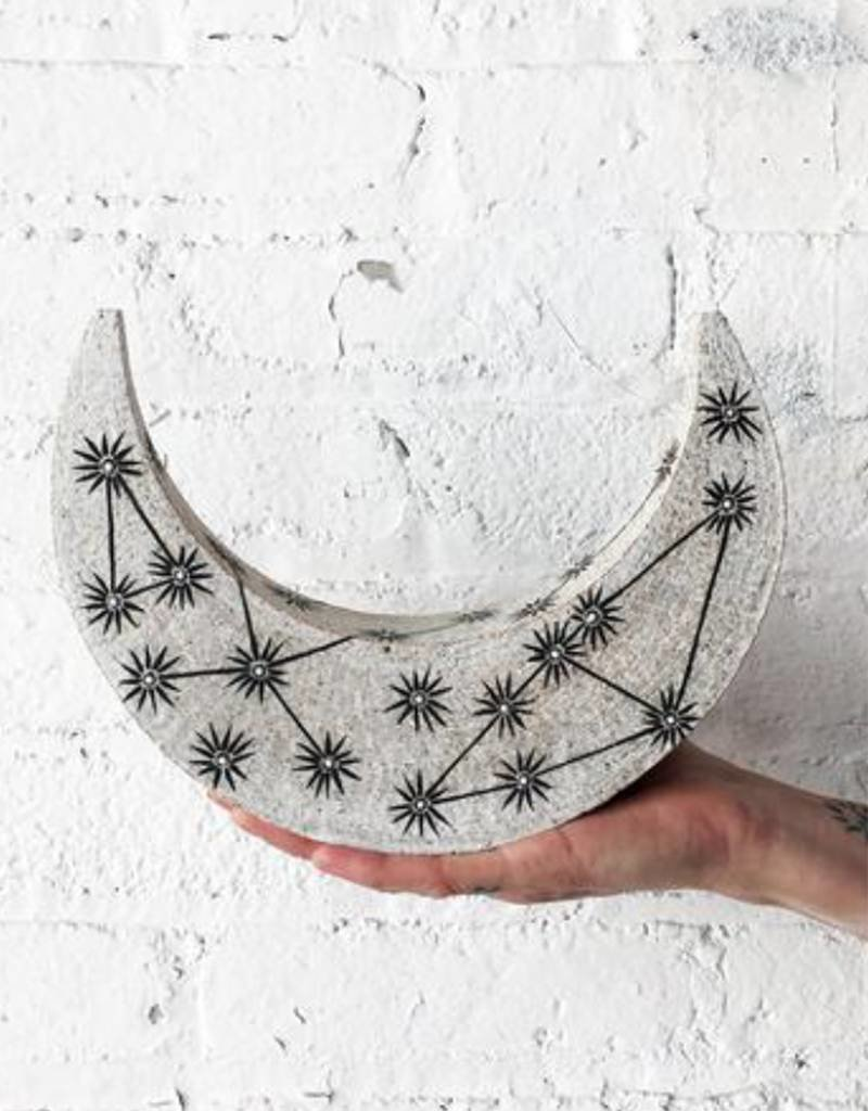MQuan Studio Large Crescent-Constellations