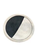 MQuan Studio Large Bowl Painted-Half Moon