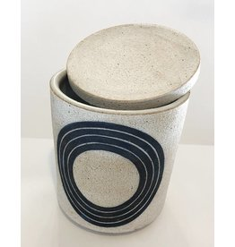 MQuan Studio Medium Jar-Rings Indigo