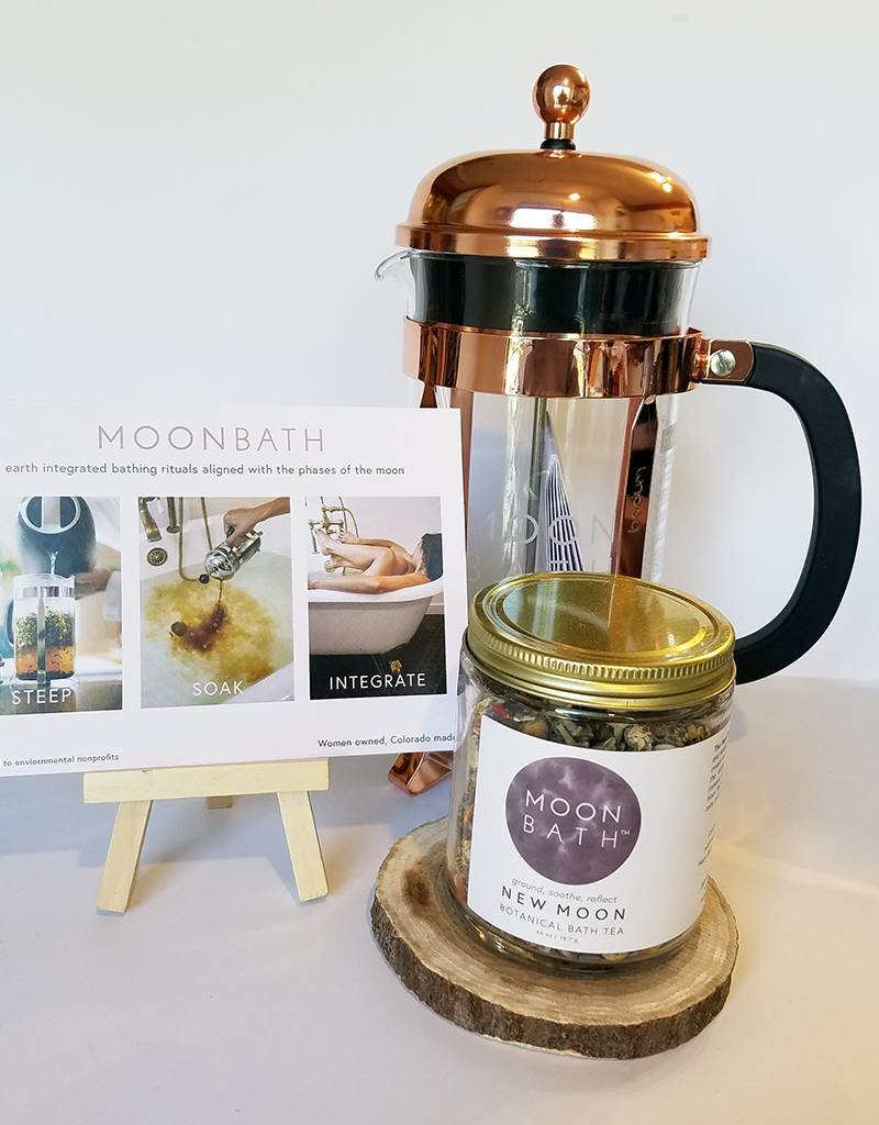 Moon Bath Moon Bath French Press