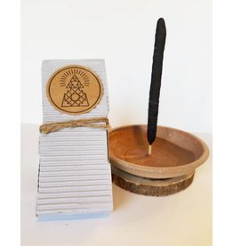 Incausa Breu Resin Incense-White Sage