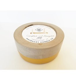MACBAILEY CANDLE CO. Grapefuit & Mangosteen-12oz
