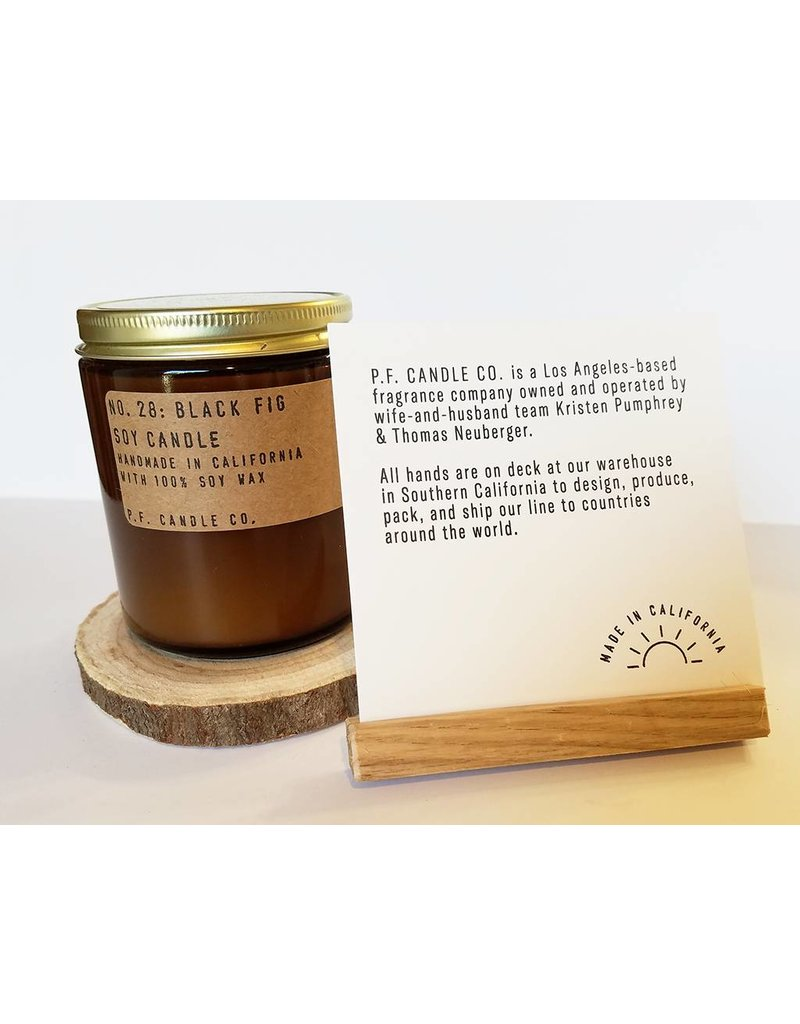P.F Candle Co NO. 28 Black Fig Candle