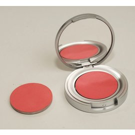 Cheeks Fresh Coral Blush Pan