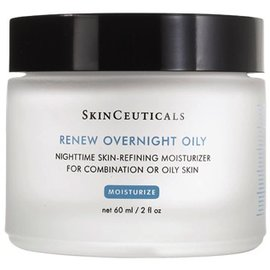 Skincare Renew Overnight Oily