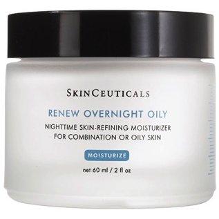 Skincare Renew Overnight Oily