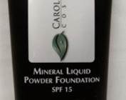 Liquid Mineral Powder Foundation