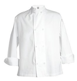 Chef Revival Chef Revival J049-S White Chef Jacket Double Breasted  Small Long  Sleeve