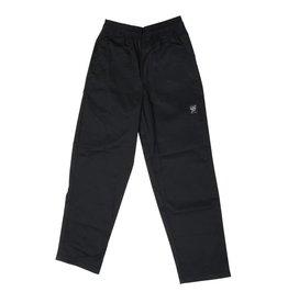Chef Revival Chef Revival P020BK-2X  2X-Large Baggy Chef Pants Black