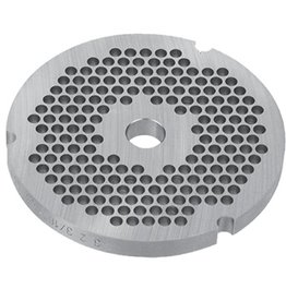 """Alfa Meat Grinder Plate #32 with 3/8"""" Holes"""