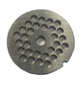 """Alfa Meat Grinder Plate #22 with 5/16""""Holes"""