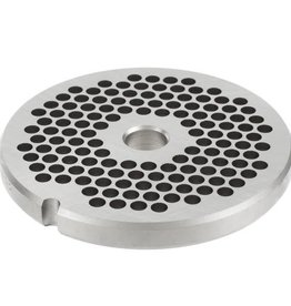"""Alfa Meat Grinder Plate #32 with  3/16"""" Holes"""