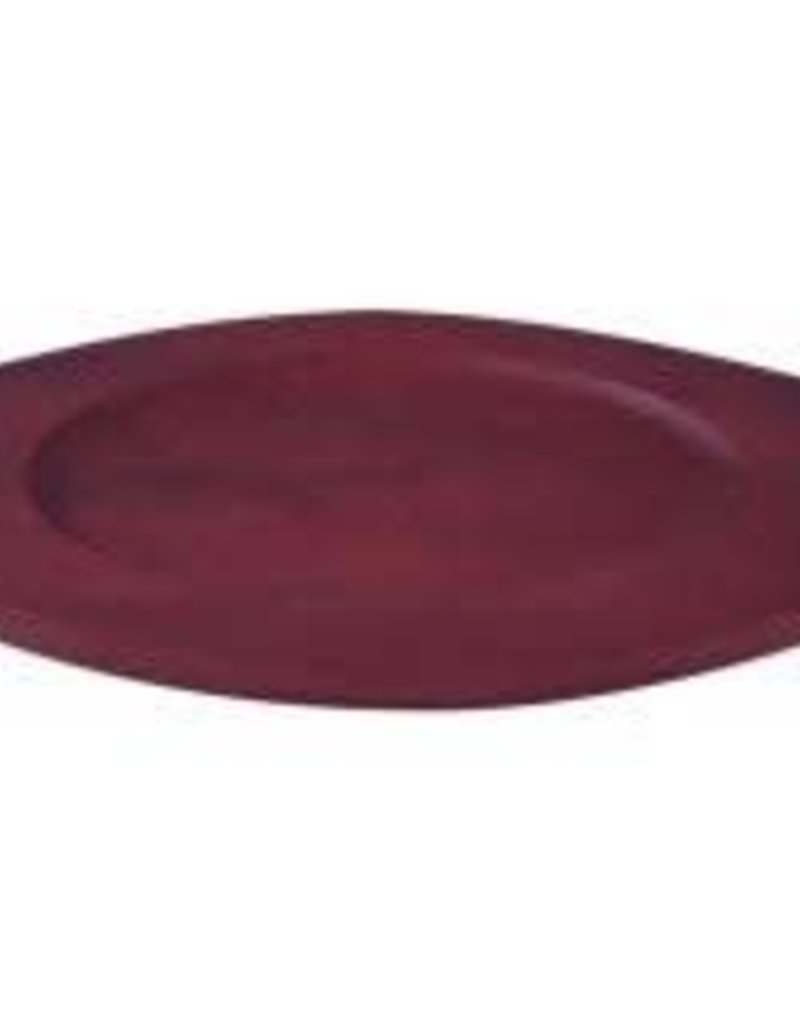 "Johnson-Rose Sizzle Platter Underliner Wood  11"" x 8"""