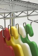 San Jamar, Inc Hanging Cutting Board Rack