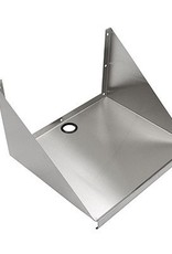 "John Boos & Co Microwave Shelf  Wall Mount 24"" x 20"" x 15"""