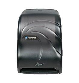 San Jamar, Inc San Jamar T8490TBK Auto Paper Towel Dispenser Black